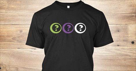 Tri-Rune T-Shirt
